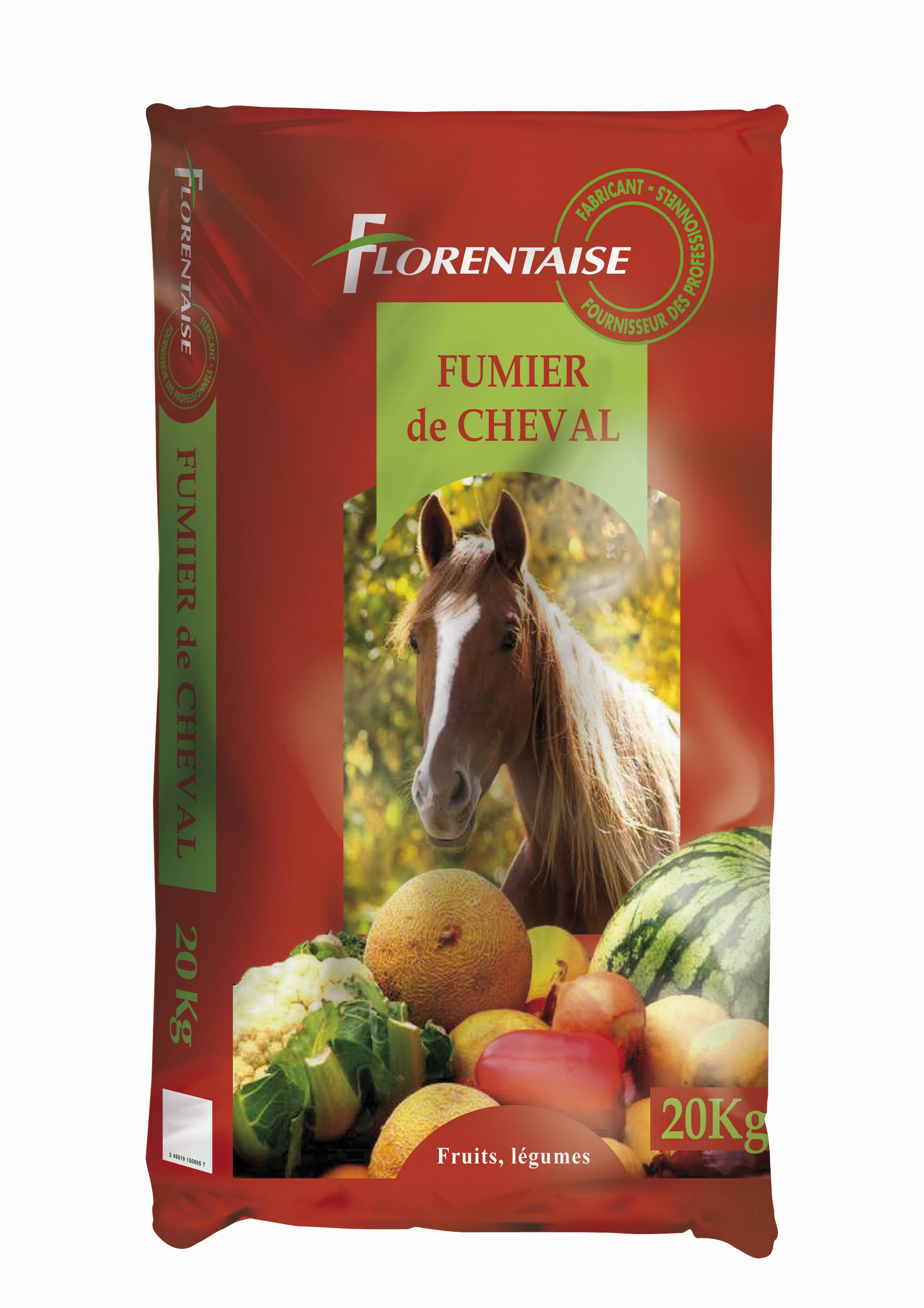 Fumier cheval la florentaise la florentaise - Le fumier de cheval est il bon pour le jardin ...